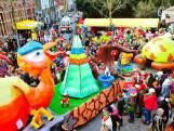 Tilburgse carnavalsoptocht (in ieder geval) dit jaar weer over de Vijfsprong en Stationsstraat