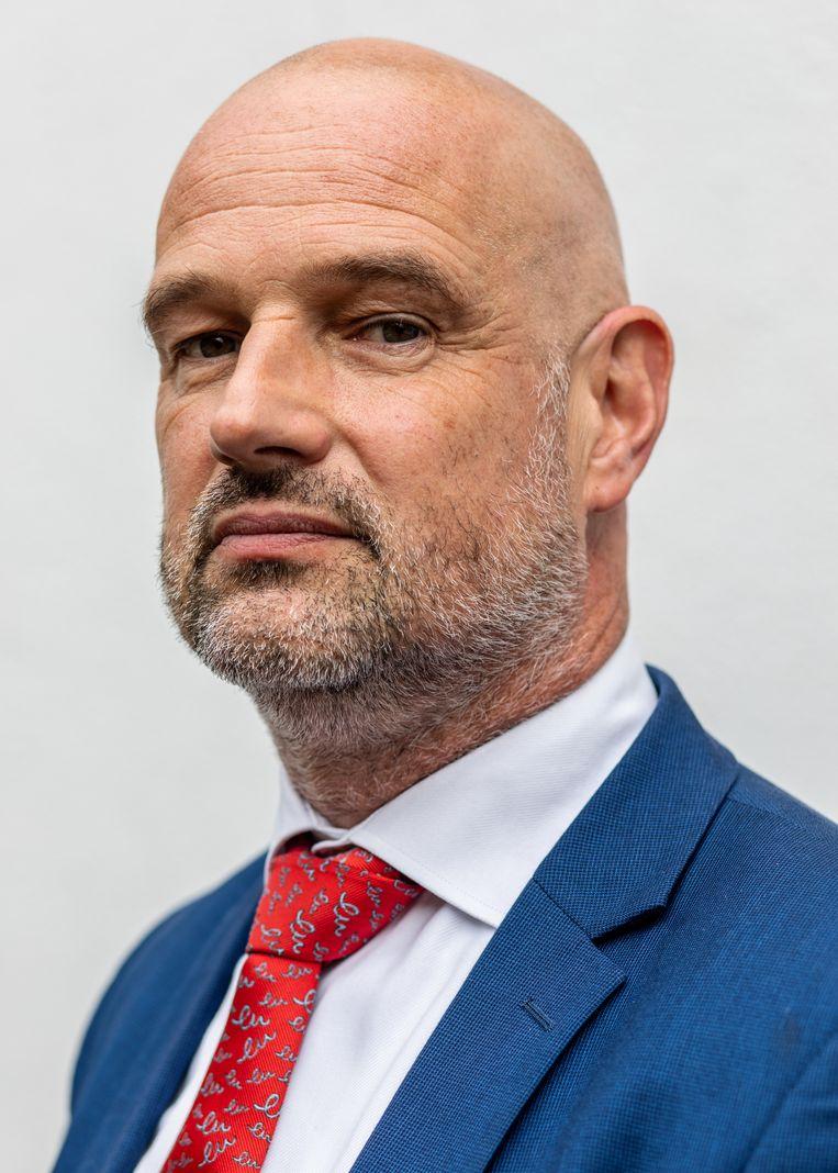 Wethouder Victor Everhardt (Financiën) Beeld Lin Woldendorp