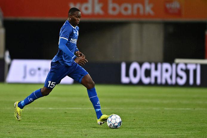 De 19-jarige Adewale Oladoye.