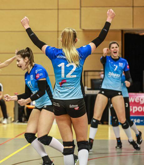 Nynke Hofstede houdt transfer over aan topprestaties met Regio Zwolle Volleybal
