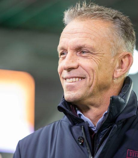 Clubicoon Edward Sturing langer hoofd opleiding Vitesse