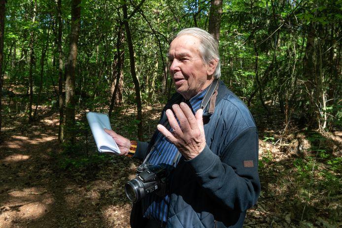 """Jørn Copijn: ,,In een bos kun je jezelf terugvinden."""""""
