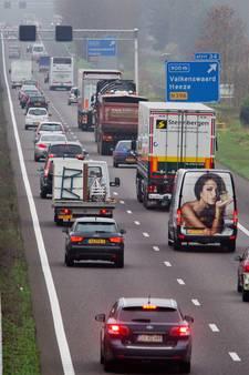 A2 dit weekeinde dicht tussen Leenderheide en Weert-Noord