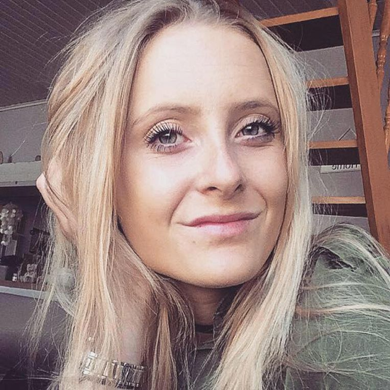 Elisia Welvaert kan zich niets van het ongeval op de Blankenbergse Steenweg herinneren.
