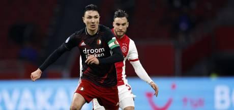 Feyenoord wil meer dan 4 miljoen euro voor Berghuis