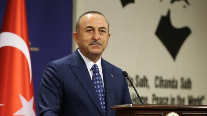 La Turquie assure l'Azerbaïdjan de son soutien: Mevlut Cavusoglu à Bakou