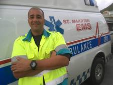 Ambulancechauffeur uit Apeldoorn werkte op gehavend Sint Maarten