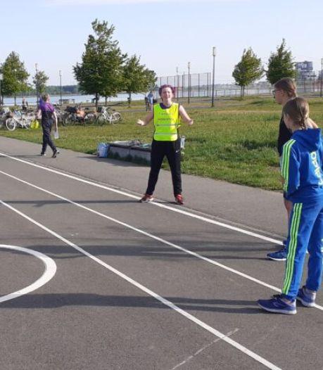 Groen licht voor grotere atletiekbaan Nesselande