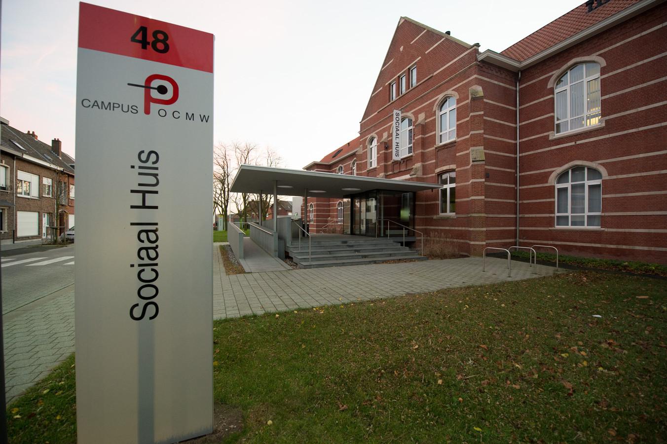 De kantoren van Woonveer Klein-Brabant in het Sociaal Huis van Puurs-Sint-Amands