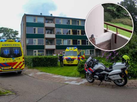 Van balkon gevallen Apeldoorner (62) ontwaakt uit coma, familie spreekt van wonder: 'Onvoorstelbaar'