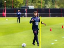 FC Twente traint voor het laatst en denkt aan voorbereiding in Duitsland
