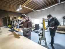 Het is de droom voor uitvinders in de dop: Makerspace in Delft
