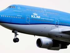 Crisisoverleg KLM met vakbonden over loonmatiging na afwijzen plan door minister