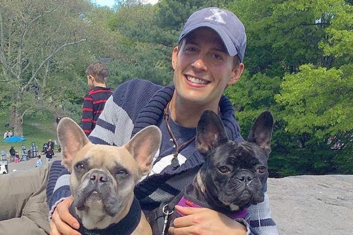 Lady Gaga's hondenuitlater, Ryan Fischer