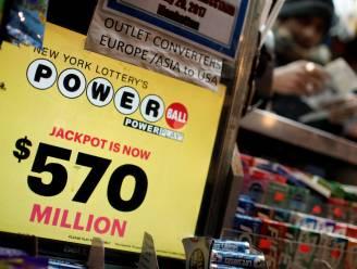 Vrouw die jackpot van 560 miljoen dollar won, mag anoniem blijven