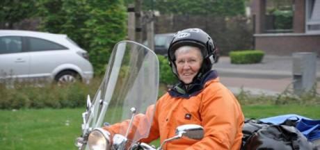 Scooteroma Mariet (77) reist in haar uppie door Italië