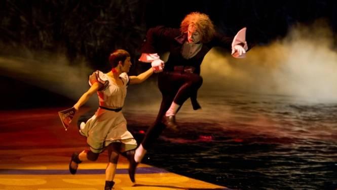 Cirque du Soleil voor het eerst op het grote scherm