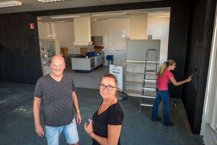Jaap Boersma en Gea Overweg hebben een subsidie gekregen voor het wooninitiatief Het 8e Werk.
