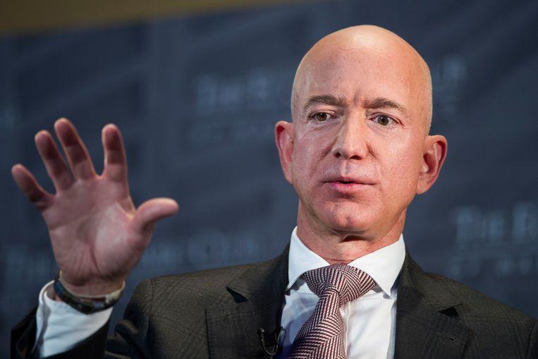 Jeff Bezos Beeld AP