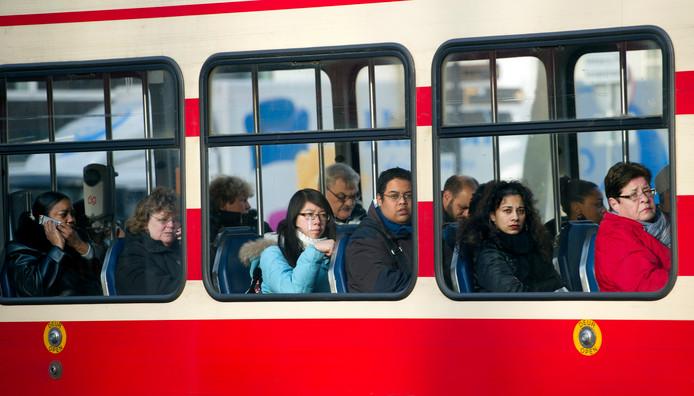 Deze tram verdwijnt langzaam uit het straatbeeld.