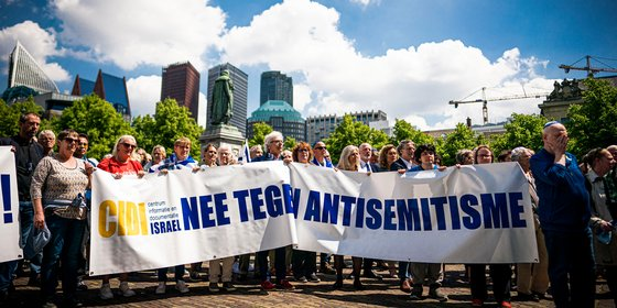 2019 kende een recordaantal antisemitische incidenten, klopt dit wel?