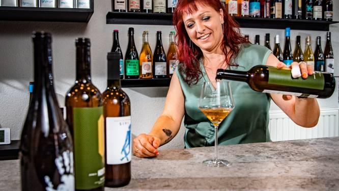 Vergeet rood, wit of rosé: hipsters zeggen met oranje wijn santé