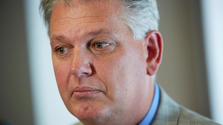 Politieman Hero Brinkman dwong een valse bekentenis af in een mishandelingszaak Beeld anp
