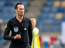 Bas Nijhuis arbiter bij topper GA Eagles-Almere City