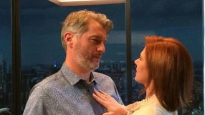 Passie in 'Familie': worden Lars en Véronique het nieuwe soapkoppel?