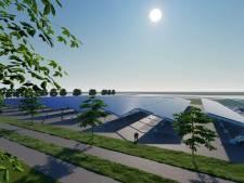 Aanleg zonnepark op overloopparkeerterrein Harderwijk een half jaar vertraagd