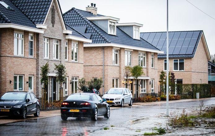 De wethouder wil dat de woonwijk Drenkeling een dorps profiel blijft houden, ook als er 230 huizen en enige hoogbouw bij komen.