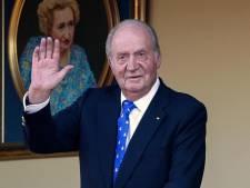 Juan Carlos a payé sa dette au fisc grâce aux prêts d'amis
