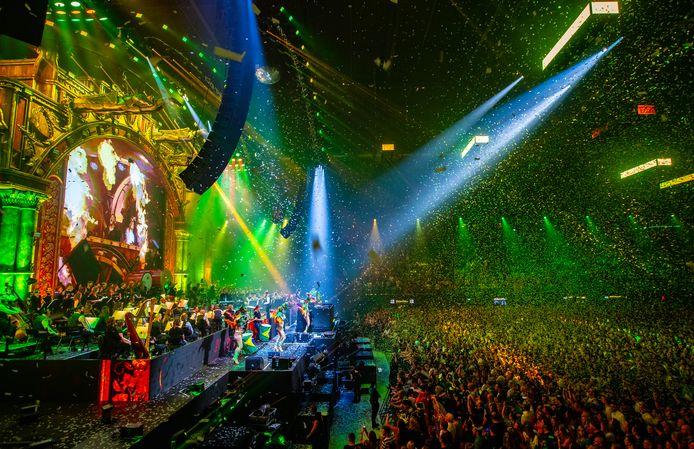 Tomorrowland en vrai, ce n'est pas pour demain. Mais ça sera le 31 décembre dans votre salon...