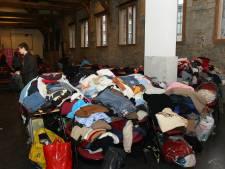 """116 tonnes de textile ont été ramassées à Gerpinnes en 2020: """"L'effet Covid?"""""""