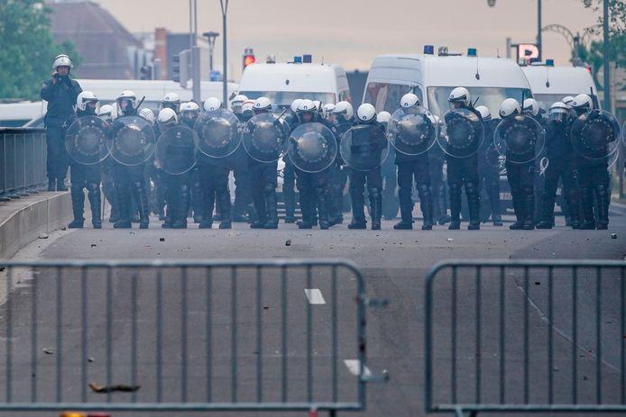 "Manifestation ""Black Lives Matter"", Bruxelles, 7 juin"
