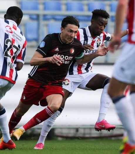 Wordt Berghuis weer de plaaggeest van Willem II namens Feyenoord?