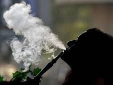 Veel shishalounges vorig jaar in de fout met tabak