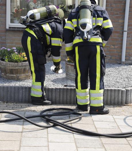 Brandweer Cuijk rukt uit voor vergeten pannetje op het vuur