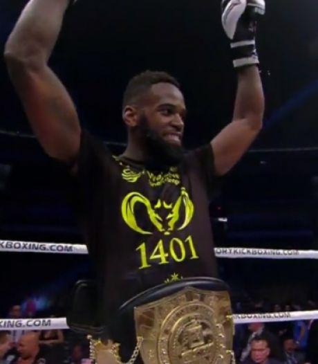 Voormalig Glory-kampioen Murthel Groenhart meteen succesvol bij MMA-debuut
