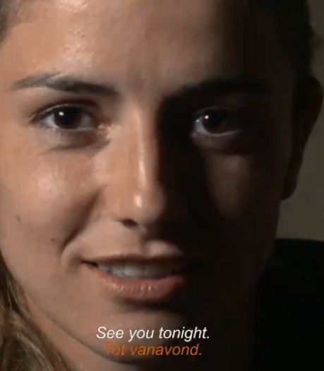 Leeuwinnen komen met schitterende video voor finale: 'VS, tot vanavond'