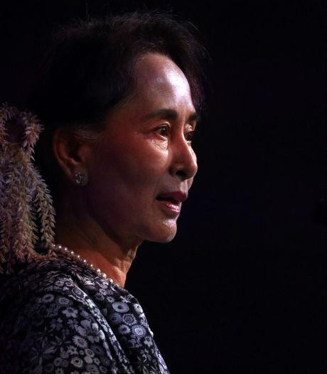 Staatsgreep in Myanmar, leider Aung San Suu Kyi opgepakt door het leger