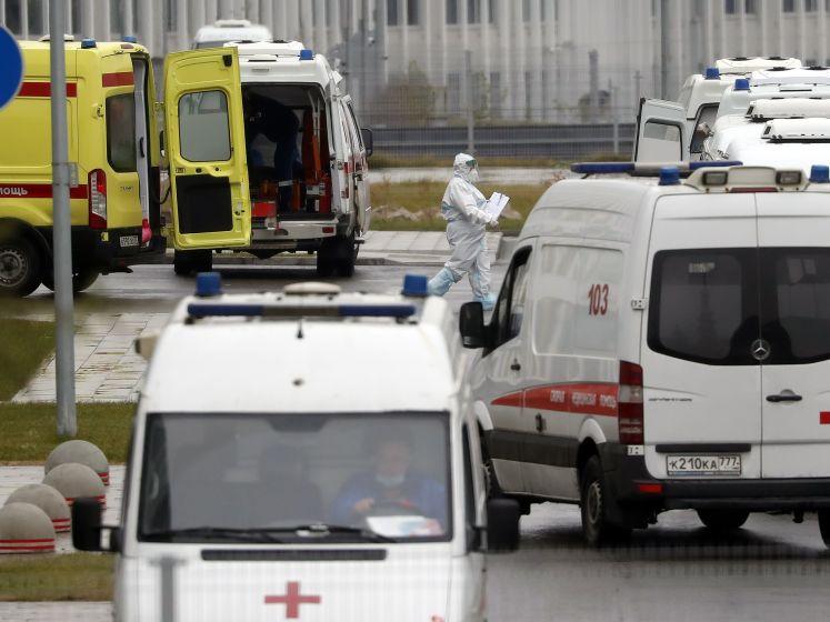 La Russie enregistre pour la première fois 1.000 morts en une journée