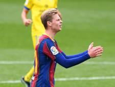 Rampweek Koeman en De Jong: Cádiz trakteert Barça op pijnlijk puntenverlies