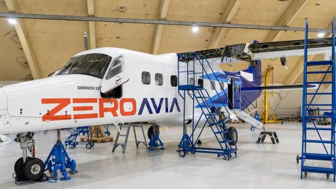 Vliegen zonder schuldgevoel: vanaf 2024 vlieg je zonder uitstoot van Rotterdam naar Londen