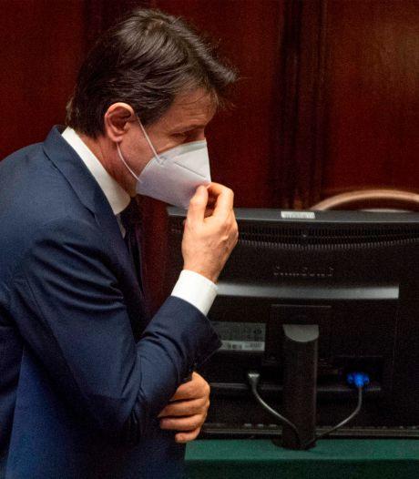 Italiaanse premier verhoord over corona-aanpak