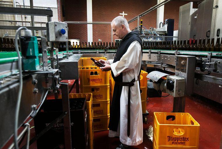 Volgens de broeders van de abdij geeft het water uit de Tridaine-bron de specifieke smaak aan hun trappist.