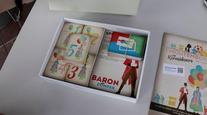 Het spel kan ontleend worden in Limburgse bibliotheken en speleotheken. Leerkrachten kunnen het spel gratis aanvragen om het in de klas te gebruiken.