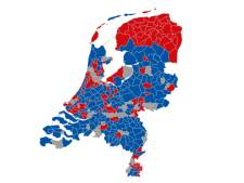 Tegenstanders referendum houden de overhand: Bekijk de tussenstand