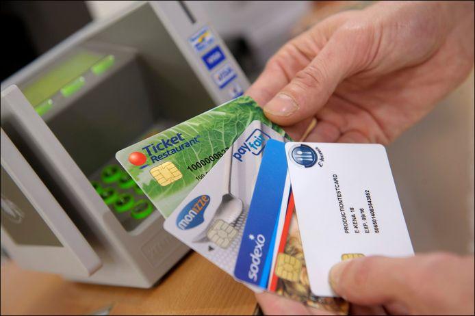 Met een betaalkaart van Sodexo kan je voortaan eten bestellen via Just Eat Takeaway.