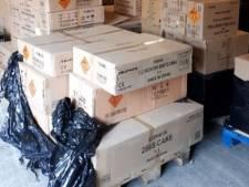 Veiligheid telde niet bij Enschedeërs met 2600 kilo illegaal vuurwerk in een loods: 'Gevaar voor massa-explosie'